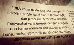 Golden Words by Tan Malaka :)))