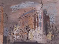 Shanklin, Isle Of Wight - John Piper