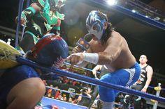 Evento grabado para TV desde la Arena Naucalpan el 17 de enero de 2014
