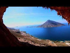 (98) KALYMNOS Climbing HD - Steep Paradise - YouTube