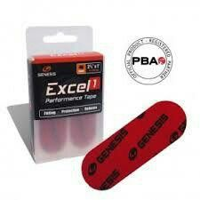 Excel Tape - $15.95 Available in red,blue,purple,orange,aqua,sample pack