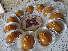 Makrout al bayda ( makrout en forme d oeuf )