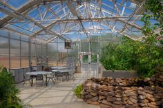 Living Classroom & Greenhouse - Hasenstab Architects, Inc.