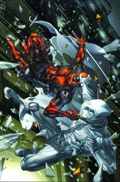 Deadpool & Moon Knight