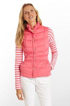 The Lauren Puffer Vest!