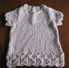 Mais uma adição ao rol de sobrinhos emprestados. Desta vez é uma Catarina! A vantagem das meninas é que se pode oferecer vestidinhos :D! E...