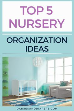 Here's the best tips and ideas that will help you learn how to organize a nursery. From closets to drawers to diaper changing, this post will walk you through it all! Mom Hacks, Baby Hacks, Baby On The Way, Mom And Baby, Taking Care Of Baby, Nursing Supplies, Nursery Organization, Sleep Sacks, Stay At Home Mom