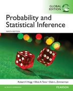 Probability and statistical inference / Hogg, Robert V. 2015