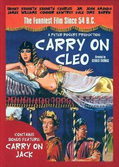 Carry on Cleo, 1964
