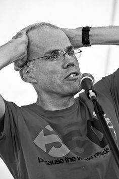 """The Education of Bill McKibben: How the Unlikely Activist Learned to Break the Rules """"Sometime in the course of the past decade I figured ou..."""