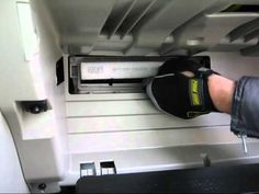 Cabin air filter replacement- Toyota Camry - YouTube