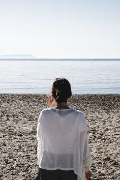 A Morning Beach Escape