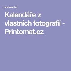 Kalendáře z vlastních fotografií - Printomat.cz