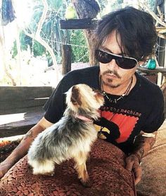 Johnny Depp has bid farewell to his beloved dogs Boo and Pistol, sending them back to the US from Australia via a private jet on Friday after a government minister threatened to put down their illegal terriers