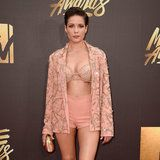Halsey's MTV Movie Awards Look Will Give You Little Mermaid Vibes