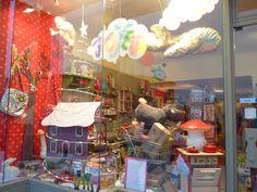 Mam'zelle Adèle shop window display
