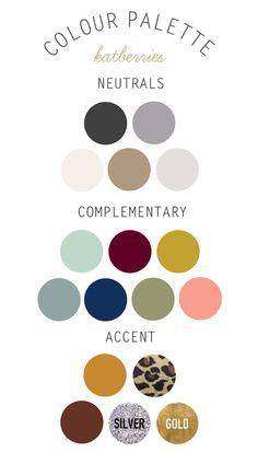 Carpet Runners Cut To Length Colour Pallette, Colour Schemes, Color Trends, Color Combos, Wardrobe Color Guide, Paint Colors For Home, House Colors, Color Combinations For Clothes, Fashion Capsule