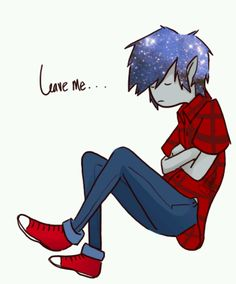 is it weiird that i think marshall lee looks like micheal clifford?