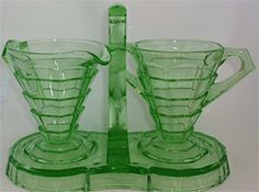 Pattern: Tea Room Manufacturer: Indiana Glass Company Dates Manufactured: 1926 - 1931