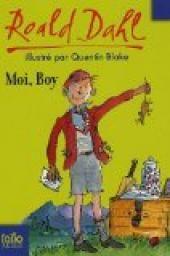 Entre humour et gravité, Roald Dahl raconte ses années d'enfance : l'école, son ennui et les brimades des professeurs ou des surveillants, l'amour de sa mère et la mort de son père et de sa grande soeur, l'amitié de ses camarades...