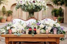 Lucky Day Events Co. // Chard Photography // Serra Plaza Wedding