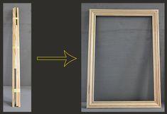 kit cadre de soubassement Mur Diy, Bois Diy, Decoration, Frame, House, Restaurant, Home Decor, Inspiration, Ideas