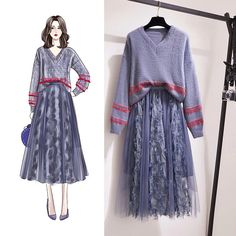 Orchidmet is an online shopping site supplies daily new arrivals chic + on trend for young with a cute,casual, natural and unique design. Korean Girl Fashion, Ulzzang Fashion, Korea Fashion, Kpop Fashion, Cute Fashion, Asian Fashion, Modest Fashion, Fashion Dresses, Women Clothing Stores Online