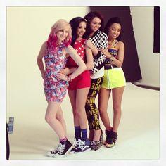 Little Mix for Seventeen