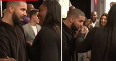 Serena Williams & Drake Now Engaged But Keeping It On Down Low