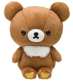 Rilakkuma's New Friend, Kogumachan! (Got this plushie the other day, so soft and adorable!)< It's so cute!