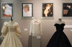 Kensington Sarayı, Princess Diana Moda Sergisinin Detaylarını Açıkladı.