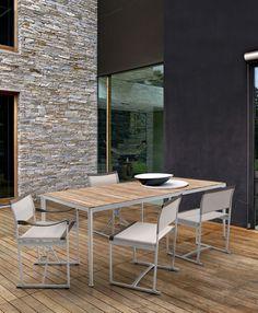Chairs: MIRTO U2013 Collection: Bu0026B Italia Outdoor U2013 Design: Antonio Citterio