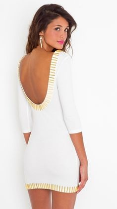 new going out dress :)  thanks nasty gal