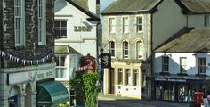 Ambleside  A bustling village at the heart of the Lake District, offering plenty of shops, inns and restaurants, along with a host of pro climbing and walking gear outlets.