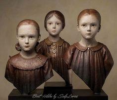 The children of Berit Hildre, France-Sakah Gallery