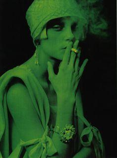 Ravishing Beauties | Peter Lindbergh #photography | Vogue Italia April 2007