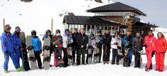 Más de 3.000 niños de la provincia descubren la nieve esta temporada