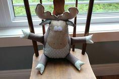 Handmade Moose!