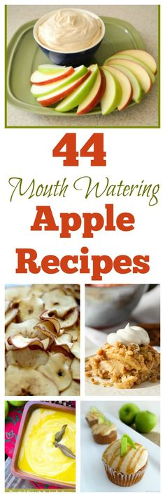 Fall is a great time to go apple picking and make some delicious apple recipes. Get the kids involved in making these apple recipes. #apples #recipes #yum