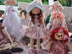 Aprenda a fazer a boneca Angelique, com Millyta Vergara. Molde Best free WordPress theme