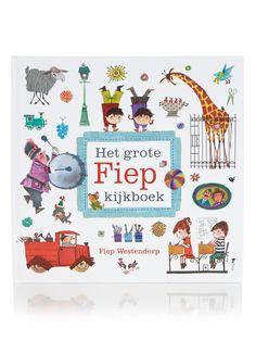 Fiep Westendorp Het grote Fiep kijkboek • de Bijenkorf