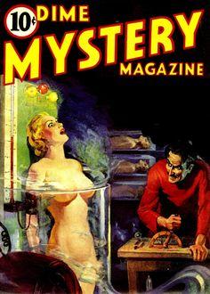 Dime Mystery Magazine by peterpulp.deviantart.com on @deviantART