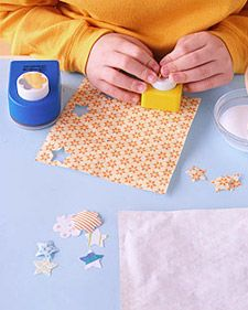 Stickers from Scratch | Step-by-Step | DIY Craft How To's and Instructions| Martha Stewart