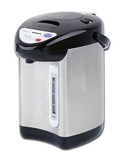 Hot Pots Tiger PDU A40U K Electric Water Boiler Warmer Stainless Black