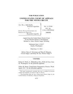 anil-rijal-v-uscis-9th-cir-june-13-2012-affirms-and-adopts-dsitrct-court by BigJoe5 via Slideshare