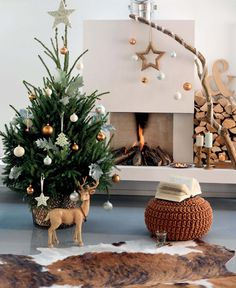 Christmas trends: Modern Rustic
