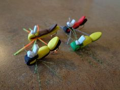 Bugging Out. Warm water Fly Fishing and Tying : Juicy Foam Flies