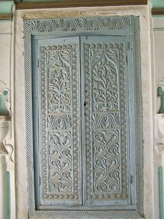 Door, Yemen | to view beautiful handcrafted door hardware visit > www.balticacustomhardware.com