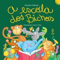 Quando o poeta Horácio Dídimo vai à escola na companhia da bicharada, tem professor elefante, macaco secretário, tartaruga aluna aplicada e diversão garantida.