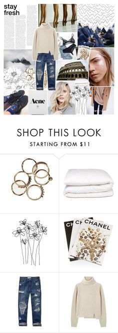 """""""Die Tonight"""" by lucidmoon ❤ liked on Polyvore featuring Selfridges, Assouline Publishing, Abercrombie & Fitch and Proenza Schouler"""